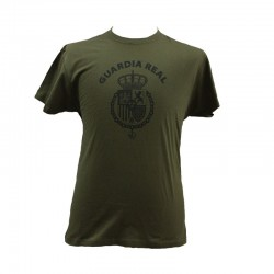 Camiseta Guardia Real - Felipe VI Caqui BE