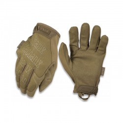Guantes Mechanix Original Aridos / Tan