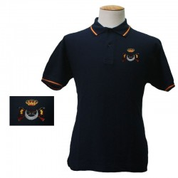 Polo Regulares Azul