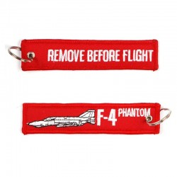 Llavero Remove before Flight F-4 Phantom II