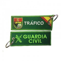 Llavero Remove before Flight - Guardia Civil - Tráfico