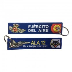 Llavero Remove before Flight - Ala 12