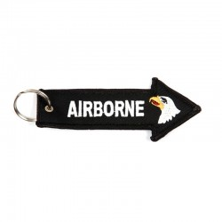 Llavero Remove before Flight 101 Airborne